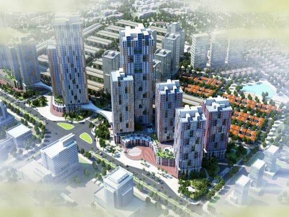 Dự án Bid Residence Văn Khê