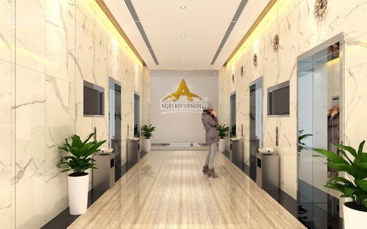 Hệ thống thang máy trong AQH Riverside